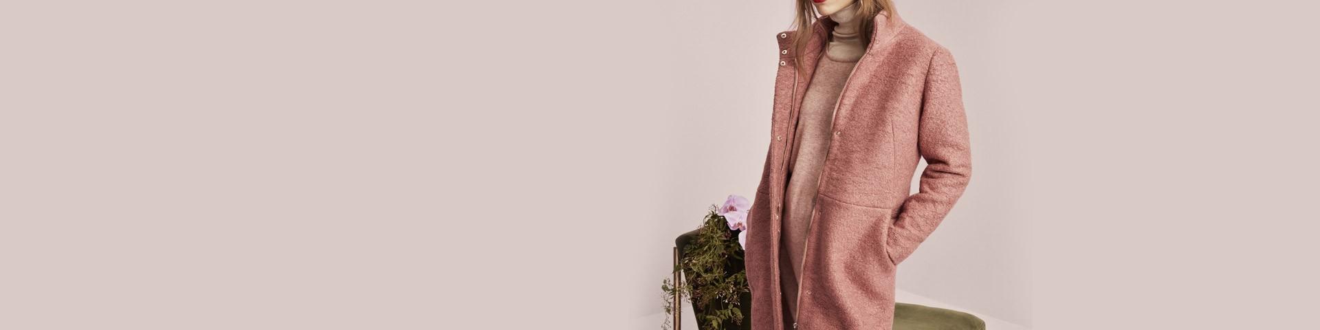 Abrigos, chaquetas y parkas de mujer - Online Closer