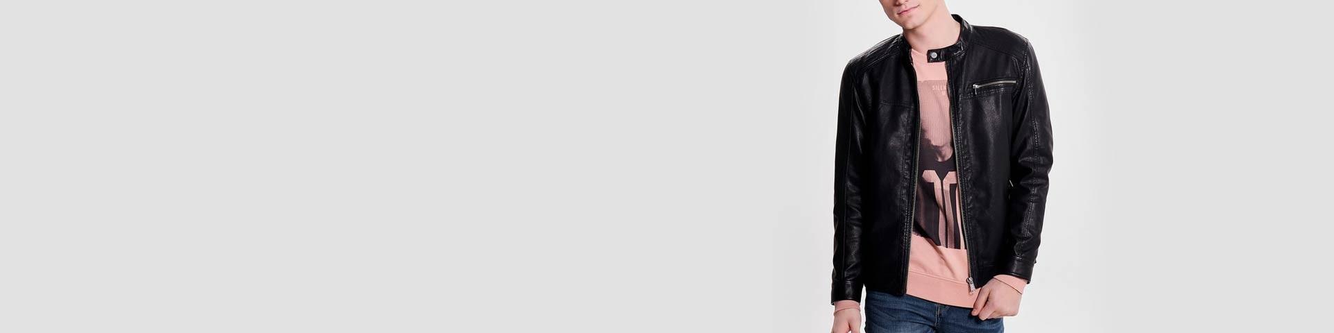 Cazadoras y chaquetas de hombre - Ropa de Moda - Online Closer