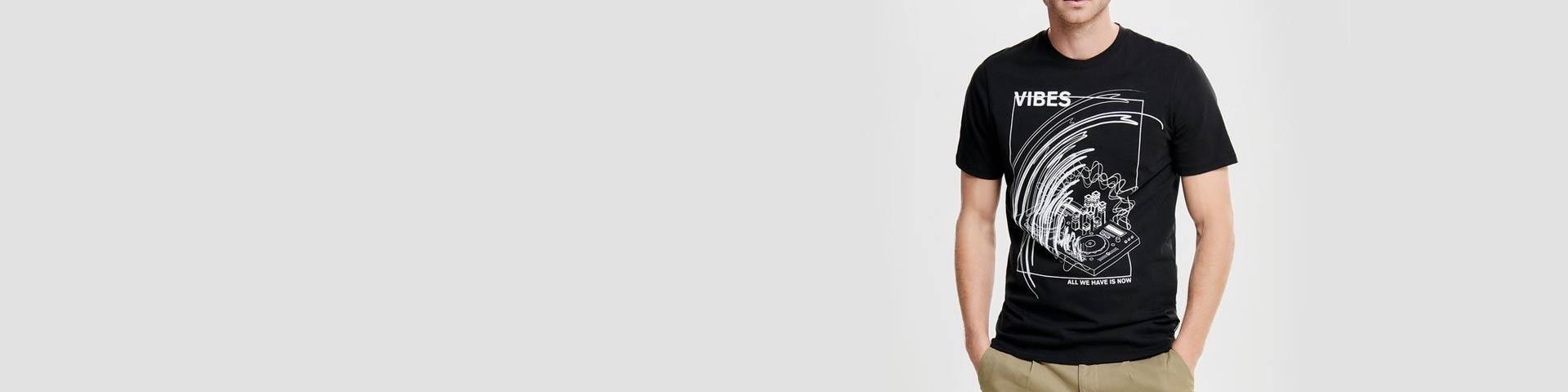 Camisetas de hombre  – Compra al Mejor Precio - Online Closer